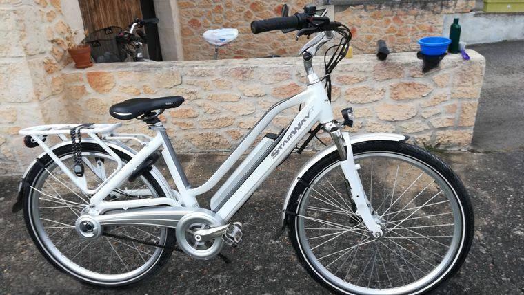 Vélo a assistance électrique Starway