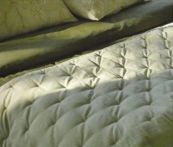 Couvre lit CELESTE 260x240 cm