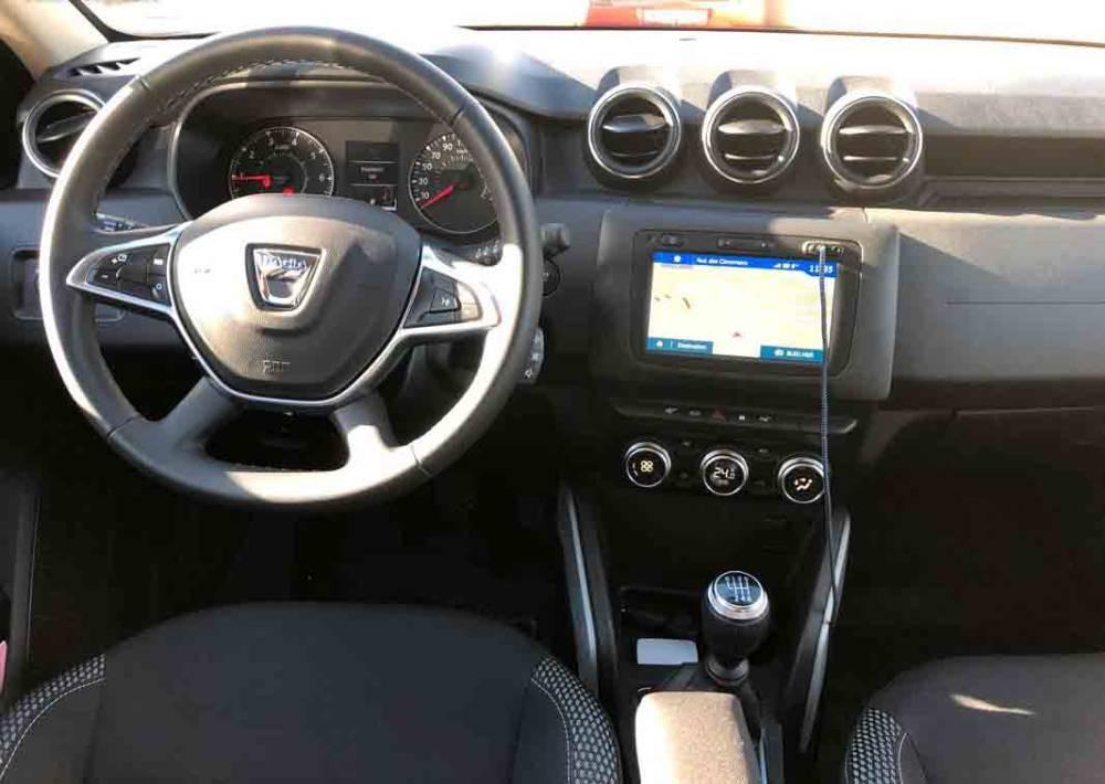 Dacia Duster Blue dCi 115 4x2 Prestige attelage