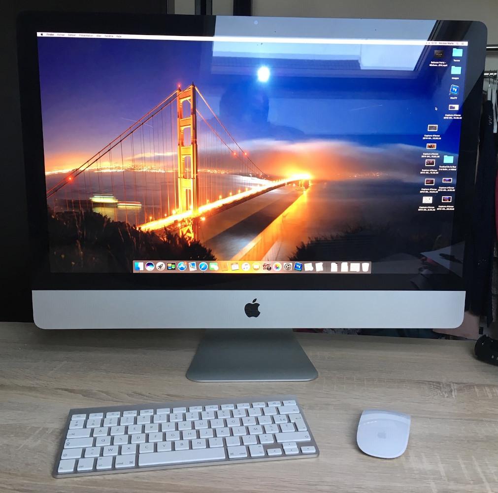 IMac 27 pouces Core i5 1To