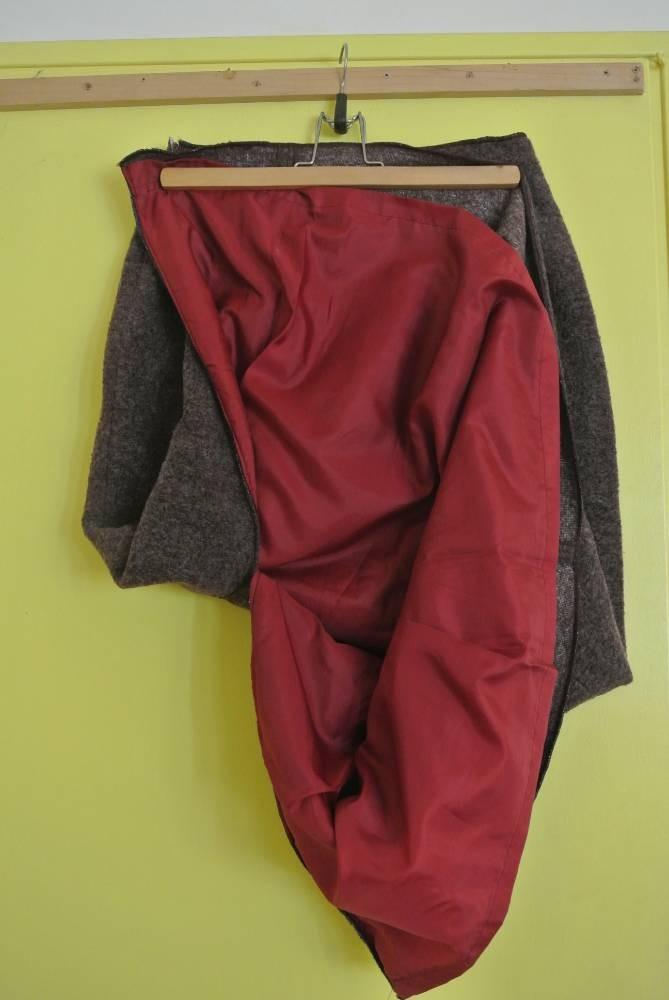 """tailleur"""" L.S.M""""  jupe longue T 40"""