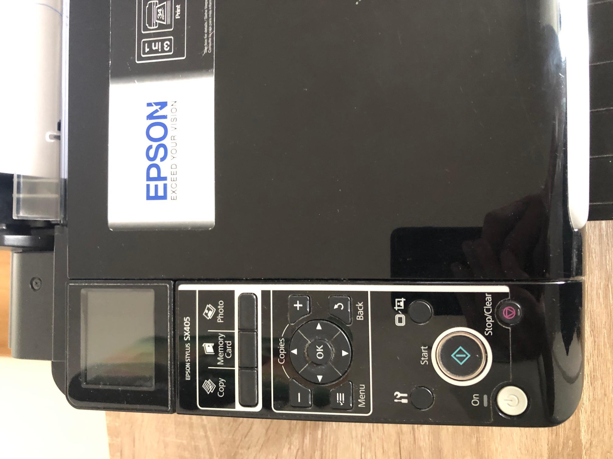 Imprimante Epson Stylus SX405